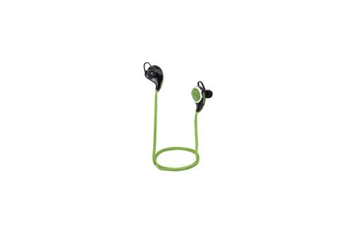 7a060bfc57a Auto High Tech Écouteur stéréo sans fil bluetooth 4.0 sport avec micro et  contrôle de volume ...