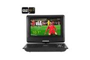 Auto High Tech Lecteur dvd portable 10.1 pouces- écran pivotant 270 degrés, 1, lentille hitachi, anti choc, émulation de jeu