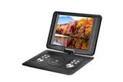 Auto High Tech Lecteur dvd portable 14 pouces fonction copie, écran rotatif 270 degrés, jeux
