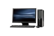 Hp Pc hp compaq 6200 pro sff intel core i3 2100 3.1 ghz 4go 2to hdd ecran 17 wifi windows 7