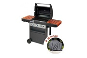Campingaz Pack barbecue à gaz campingaz 3 series classic wld + housse