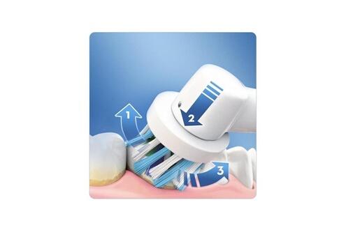 Oral B Oral-b pro 2 2000n crossaction brosse a dents électrique par braun