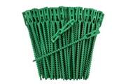 Guizmax Lot de 100 attaches ou liens pour plante long. 13 cm