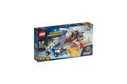 Lego 76098 le combat de glace, lego dc comics super heroes