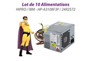 Hipro Lot x10 alimentations hipro hp-a3108f3p 310w 24r2572 ibm thinkcentre 8142-cto