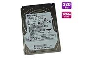 Toshiba Disque dur pc portable 320go sata 2.5