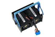 Dell Ventilateur dell 0mc545 0tc146 dual cooling case fan rack 12-pin poweredge 1950