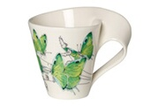 VILLEROY & BOCH Mug deep green hairstreak newwave caffè deep green hairstreak