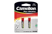 Camelion Pack de 2 piles camelion alcaline 1.5v aaaa