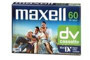 Maxell Cassette dvm60se unitaire