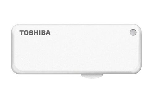 Toshiba Clé usb 16go toshiba transmemory u203 blister (blanc)