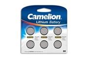 Camelion Pack mix de 6 piles camelion lithium cr2016. Cr2025. Cr2032