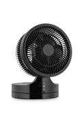 KLARSTEIN Touchstream - ventilateur de table silencieux - ø 25cm - 3 vitesses - 45w - noir