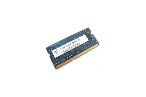 Nanya 1go ram pc portable sodimm nanya nt1gc64bh4b0ps-cg ddr3 pc3-10600s 1333mhz cl9