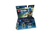 Warner Games Figurine lego dimensions - jay - lego ninjago