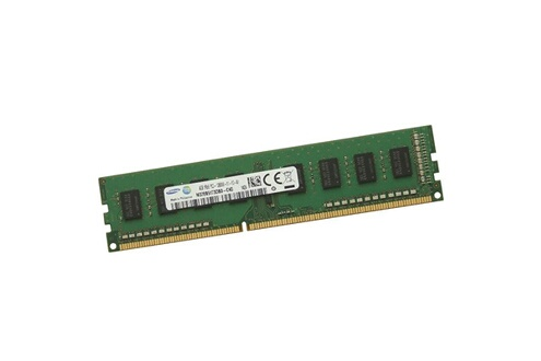Samsung 4go ram memoire samsung m378b5173db0-ck0 ddr3 240-pin pc3-12800u 1600mhz cl11