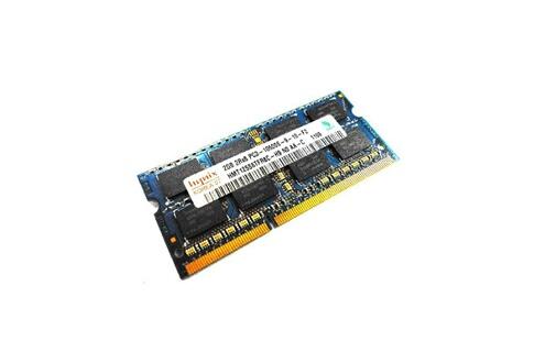 Hynix 2go ram pc portable sodimm hynix hmt125s6tfr8c-h9 ddr3 pc3-10600s 1333mhz cl9
