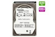 Toshiba Disque dur 640go sata 2.5