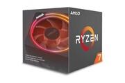 Amd Amd processeur ryzen 7 2700x - ventirad wraith prism - yd270xbgafbox