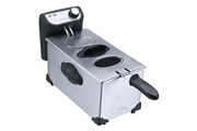 Silver Style Friteuse inox 3l 2200w - silver style - 001775