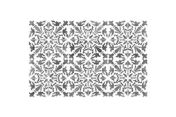 Tapis de cuisine 66x100cm gris - mosaiko - 40012