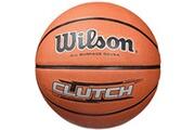 Wilson Wilson ballon basketball extã©rieur surface rugueuse asphalte granuleuse sol synthã©tique taille 7 ã partir de 12 ans clutch 20