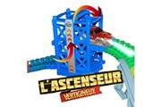 Passat M9534 : circuit lightning speedy ascenceur+30 rails