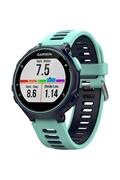 Garmin Garmin forerunner 735xt gps montre avec cardiomètre intégré - bleu nuit/vert