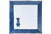 NATTOU Tapis de parc nattou 100 x 100 cm - bleu