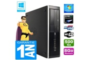 Hp Pc hp compaq 6005 pro sff amd phenom ii ram 8go disque 500go graveur dvd wifi w7