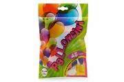 SANS MARQUE 45 ballons 15 cm diam