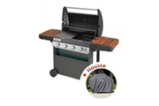 Campingaz Pack barbecue à gaz campingaz 4 series classic wld + housse