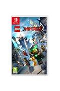 WARNER BROS Lego the ninjago movie videogame nintendo switch game