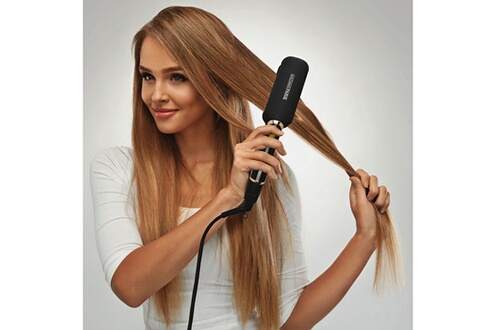 Madameparis Lisseur cheveux plaques larges - édition ella - infrarouge