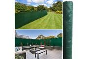 Probache Brise vue vert 1 x 5 m 90 gr/m² classique