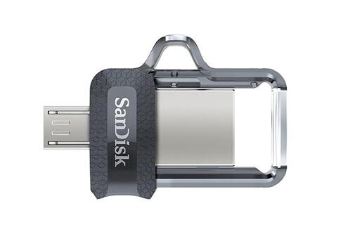 Sandisk Sandisk ultra 256go dual drive m3.0 clé double connectique pour appareils mobiles