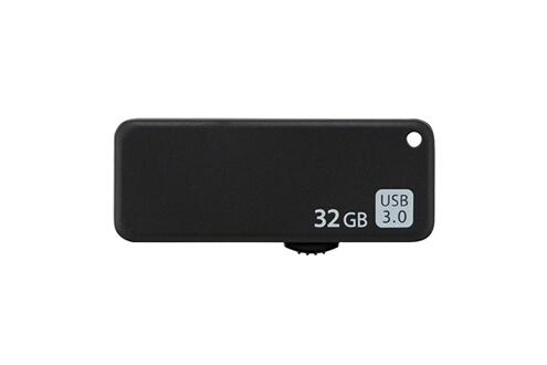 Toshiba Toshiba u365 clé usb 3.0 rétractable 32go noir