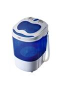 Adler Mini machine à laver 3 kg avec essorage