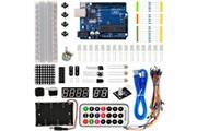 Viewtek Viewtek kt0003 - kit de base d'apprentissage arduino - avec carte uno r3 et guide leçons/photo/tutoriels