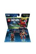 Lego Nya (ninjago) lego dimensions fun pack