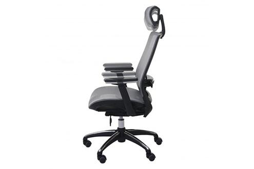 Mendler Chaise De Bureau Hwc A20 Chaise Pivotante Ergonomique