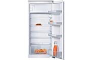 Neff Réfrigérateur 1 porte intégrable à glissière 200l a+ - neff - k1554x0ff