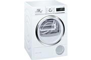 Siemens Sèche linge à pompe à chaleur avec condenseur 60cm 9kg a++ blanc - siemens - wt47w591ff
