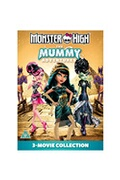 Universal Pictures Monster high the mummy adventures dvd