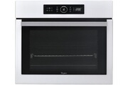 Whirlpool Four intégrable multifonction 73l 60cm a+ pyrolyse inox - whirlpool - akz96290wh