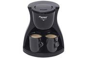 BESTRON Cafetière 2 tasses 450w noir. - bestron - acm8007be