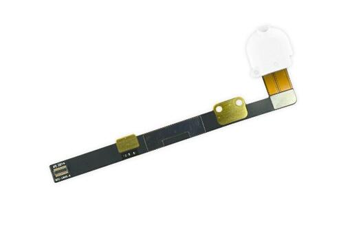 Apple Nappe câble flex interne prise jack blanc 821-1869-a pour ipad mini 2/3