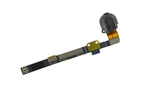 Apple Nappe câble flex interne prise jack noir 821-1869-a pour ipad mini 2/3