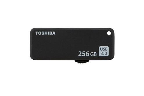 Toshiba Toshiba u365 clé usb 3.0 rétractable 256go noir
