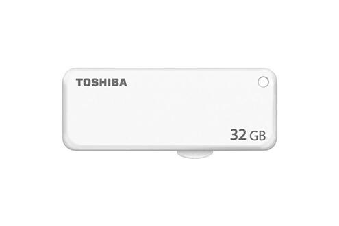 Toshiba Toshiba clã© usb2.0 32go u203 blanche